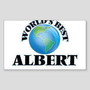 World's Best Albert Sticker