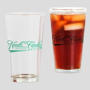 North Carolina State of Mine Drinking Glass