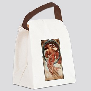DANCE_1898 Canvas Lunch Bag