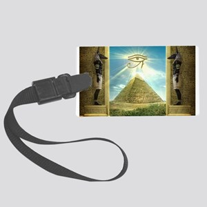 Anubis40 Large Luggage Tag
