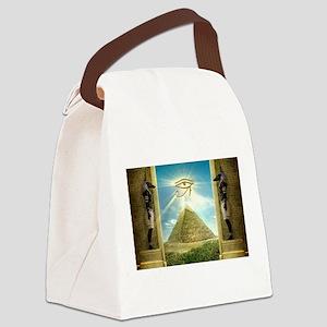 Anubis40 Canvas Lunch Bag