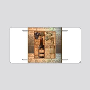 Image4fsa Aluminum License Plate