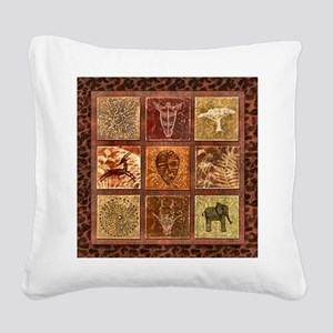 Image11a Square Canvas Pillow