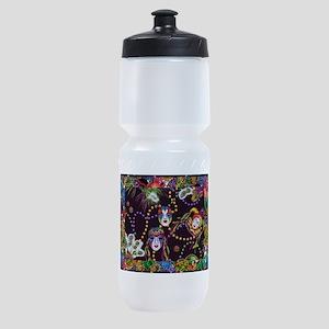 Best Seller Mardi Gras Sports Bottle