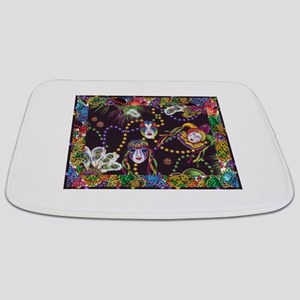 Best Seller Mardi Gras Bathmat