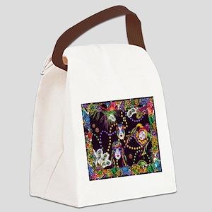 Best Seller Mardi Gras Canvas Lunch Bag