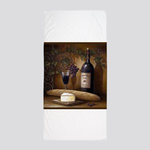 Wine Best Seller Beach Towel