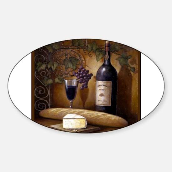 Wine Best Seller Decal