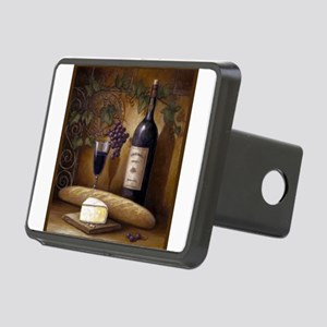 Wine Best Seller Rectangular Hitch Cover
