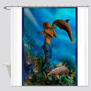 Image67-mer Shower Curtain