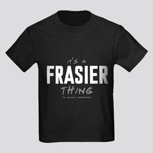 It's a Frasier Thing Kids Dark T-Shirt