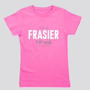 It's a Frasier Thing Girl's Dark Tee