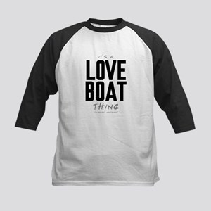 It's a Love Boat Thing Kids Baseball Jersey