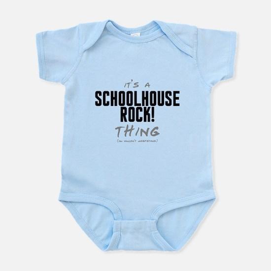 It's a Schoolhouse Rock! Thing Infant Bodysuit