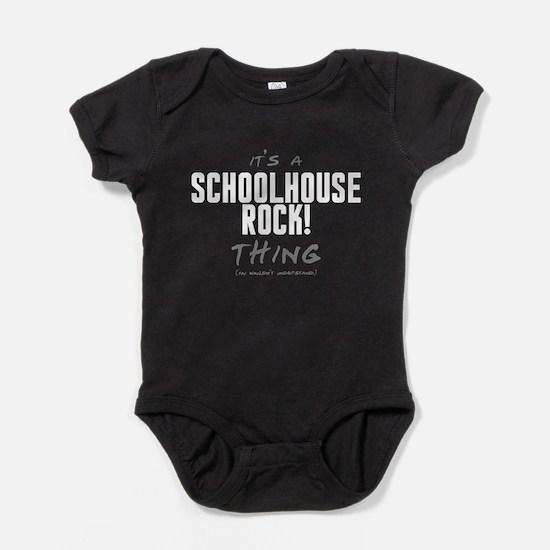 It's a Schoolhouse Rock! Thing Baby Bodysuit