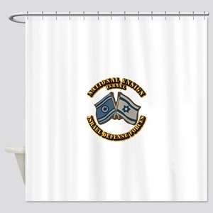 National Ensign Shower Curtain