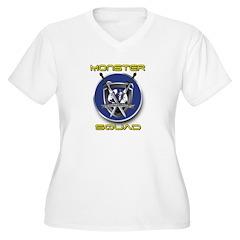 MS Logo Plus Size T-Shirt