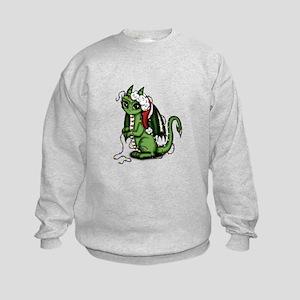 Christmas Dragon Sweatshirt
