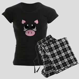 Pig Face Pajamas