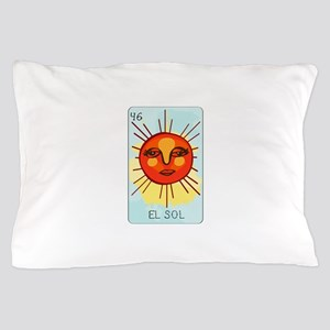 El Sol Pillow Case
