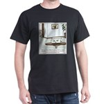Flushed Goldfish Dark T-Shirt