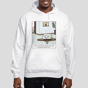 Flushed Goldfish Hooded Sweatshirt