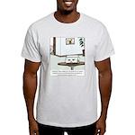 Flushed Goldfish Light T-Shirt