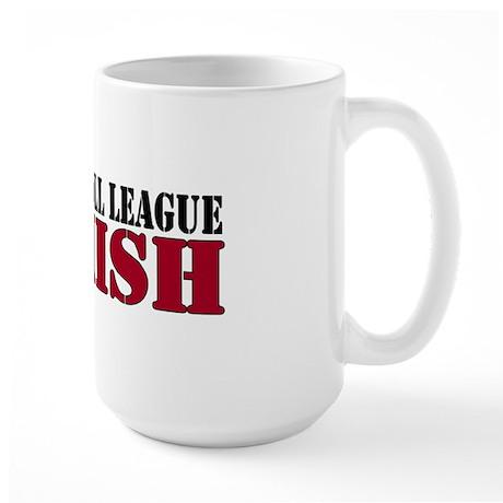 Fantasy Football Commish Large Mug