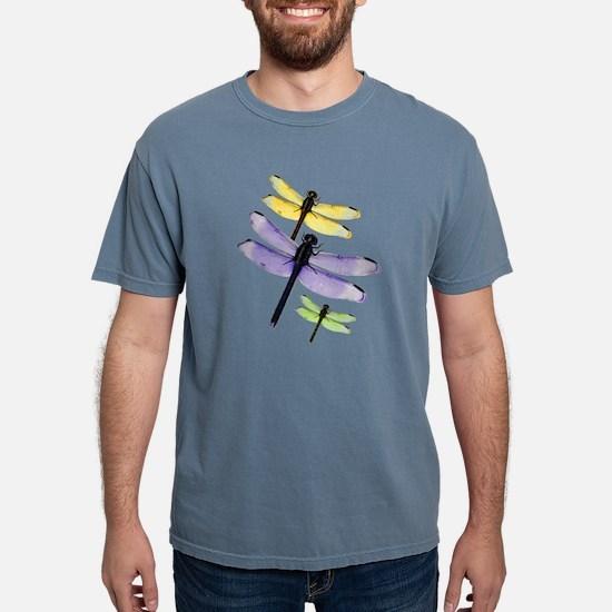 dragonfly-crop2-al-tshirt-multi1 T-Shirt