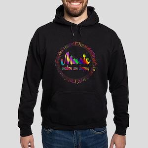 Music Makes Me Happy Sweatshirt