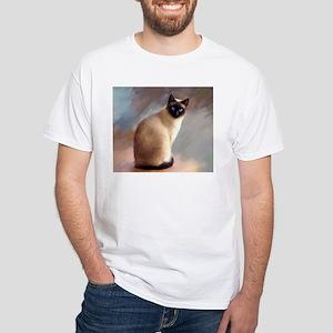 Cat 613 siamese T-Shirt