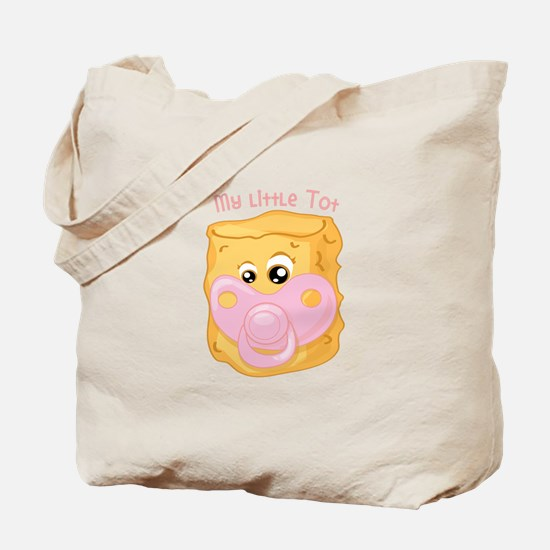 My Little Tot Tote Bag