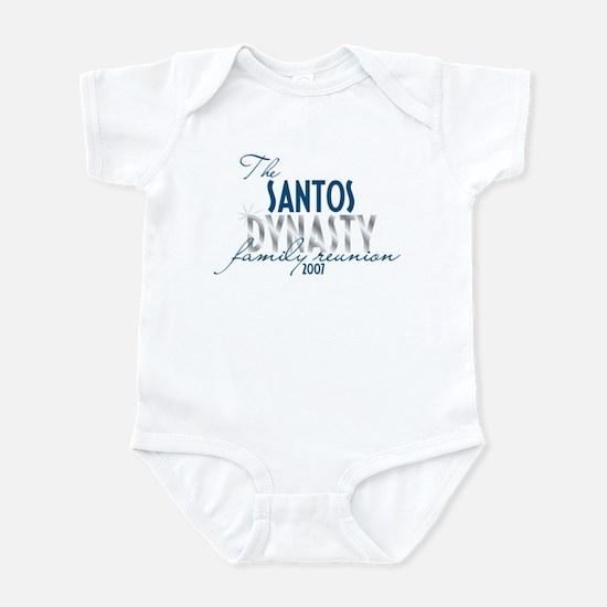 SANTOS dynasty Infant Bodysuit