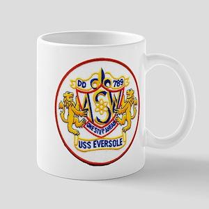 USS EVERSOLE Mug