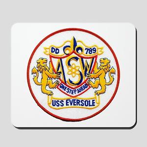USS EVERSOLE Mousepad