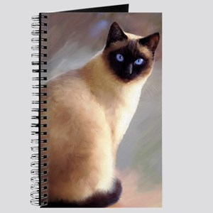 Cat 613 siamese Journal