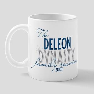 DELEON dynasty Mug