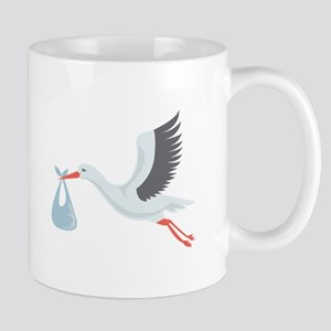 Stork The Delivery Mugs