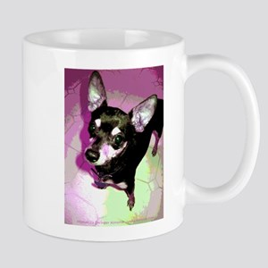 Disco Pepper ~ Chihuahua Mug