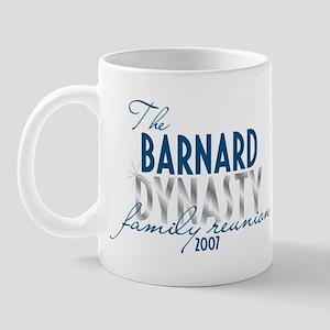 BARNARD dynasty Mug