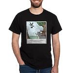 Big Dogs vs. Small Dogs Dark T-Shirt