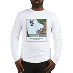 Big Dogs vs. Small Dogs Long Sleeve T-Shirt