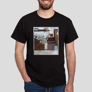 Lobster Hot Tub Dark T-Shirt