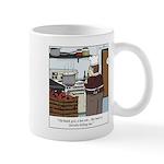 Lobster Hot Tub 11 oz Ceramic Mug