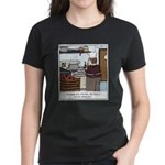 Lobster Hot Tub Women's Dark T-Shirt