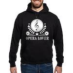 Opera Lover Music Hoodie (dark)