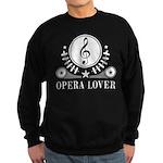 Opera Lover Music Sweatshirt (dark)