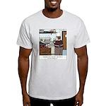 Lobster Hot Tub Light T-Shirt