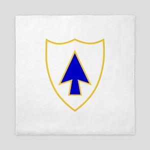 26 Infantry Regiment Queen Duvet