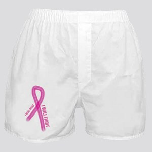 Breast Cancer Boxer Shorts